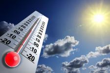 жара в украине