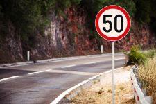 Обмеження швидкості