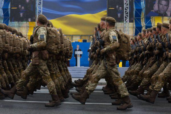 Військові країн НАТО долучаться допараду наДень незалежності України