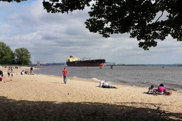 Німеччина пляж