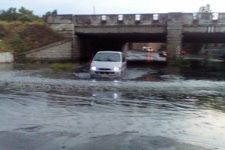 Затоплена вулиця