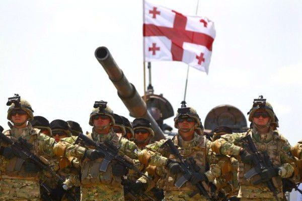 Грузинські військові