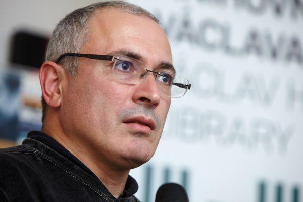Ходорковский ожидает тяжелых времен вслучае победы Навального