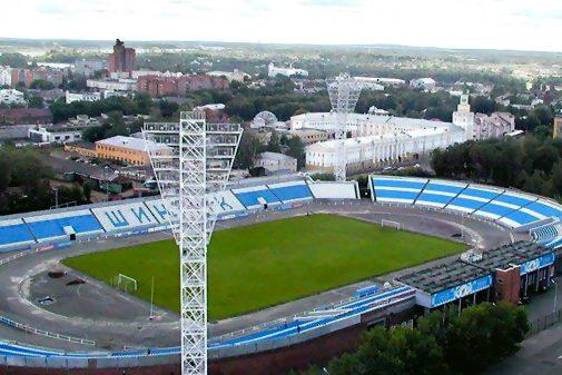 стадион в рф