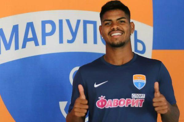Эрикс деСоуза Сантос— игрок «Мариуполя»
