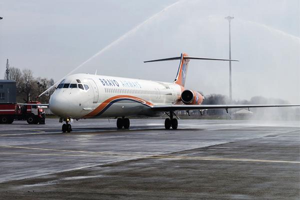 УТуреччині зламався пасажирський літак, щомав летіти доКиєва