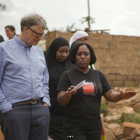 Білл Ґейтс зробив найбільше пожертвування з2000 року