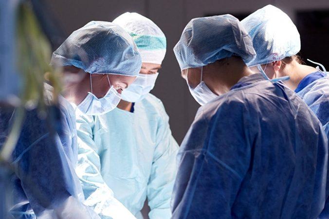 ВКиеве хирурги провели неповторимую операцию намозге