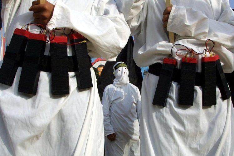 Терористи-смертники