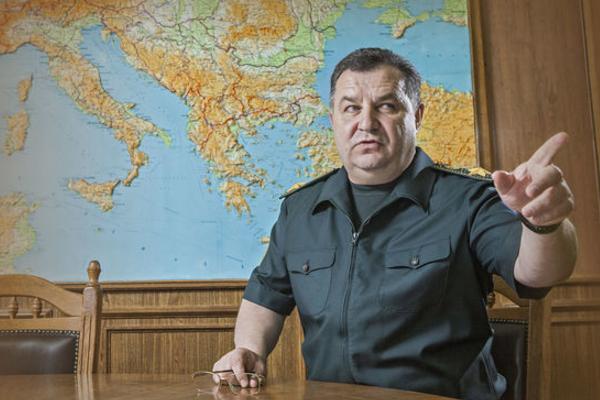 С.Полторак назвав інформацію про поставки двигунів для ракет КНДР «черговим фейком»
