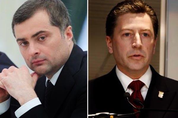 «Цілком реалізовні»: Сурков оцінив пропозиції США щодо України