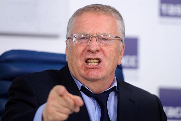Литва может запретить два русских канала из-за истерик Жириновского