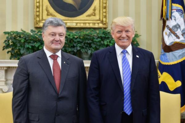 Завжди підтримуватимемо: Трамп привітав українців зДнем Незалежності