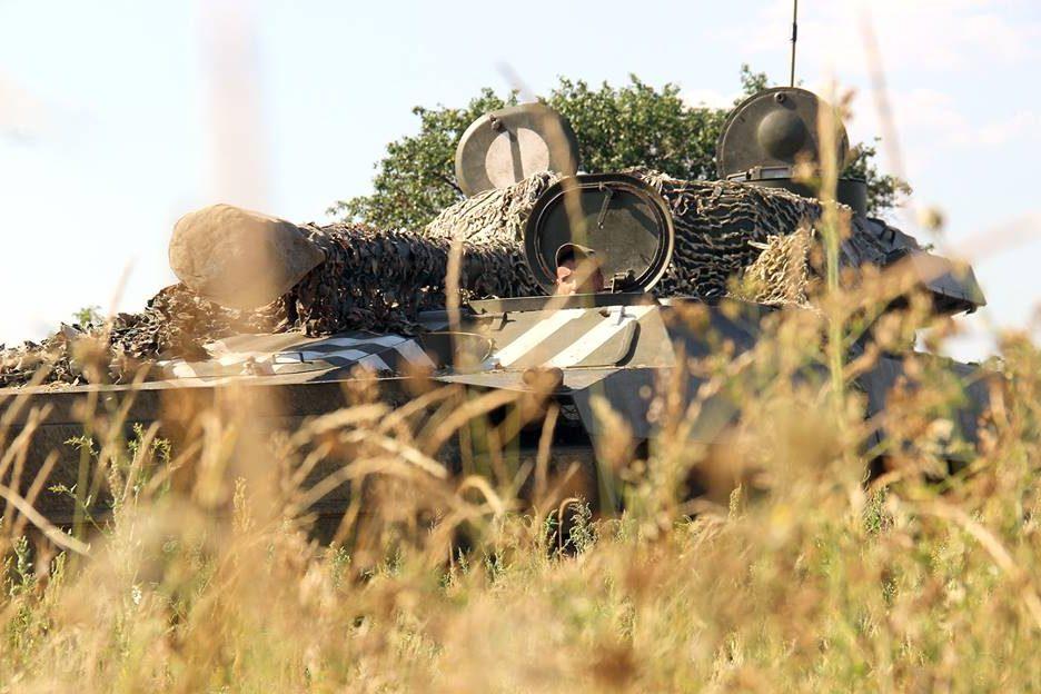 ВАТО умер украинский военный— Перемирие нарушено
