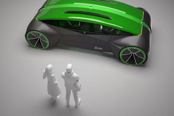 Выходцы изApple создают беспилотный автомобиль