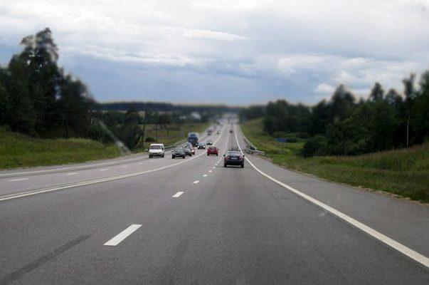 дорога в россии