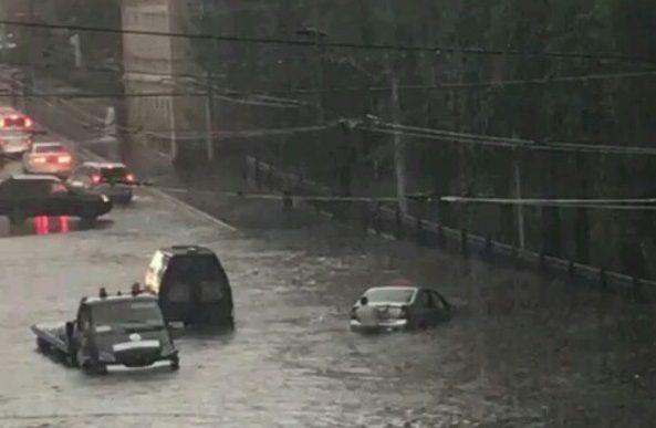 потоп в россии