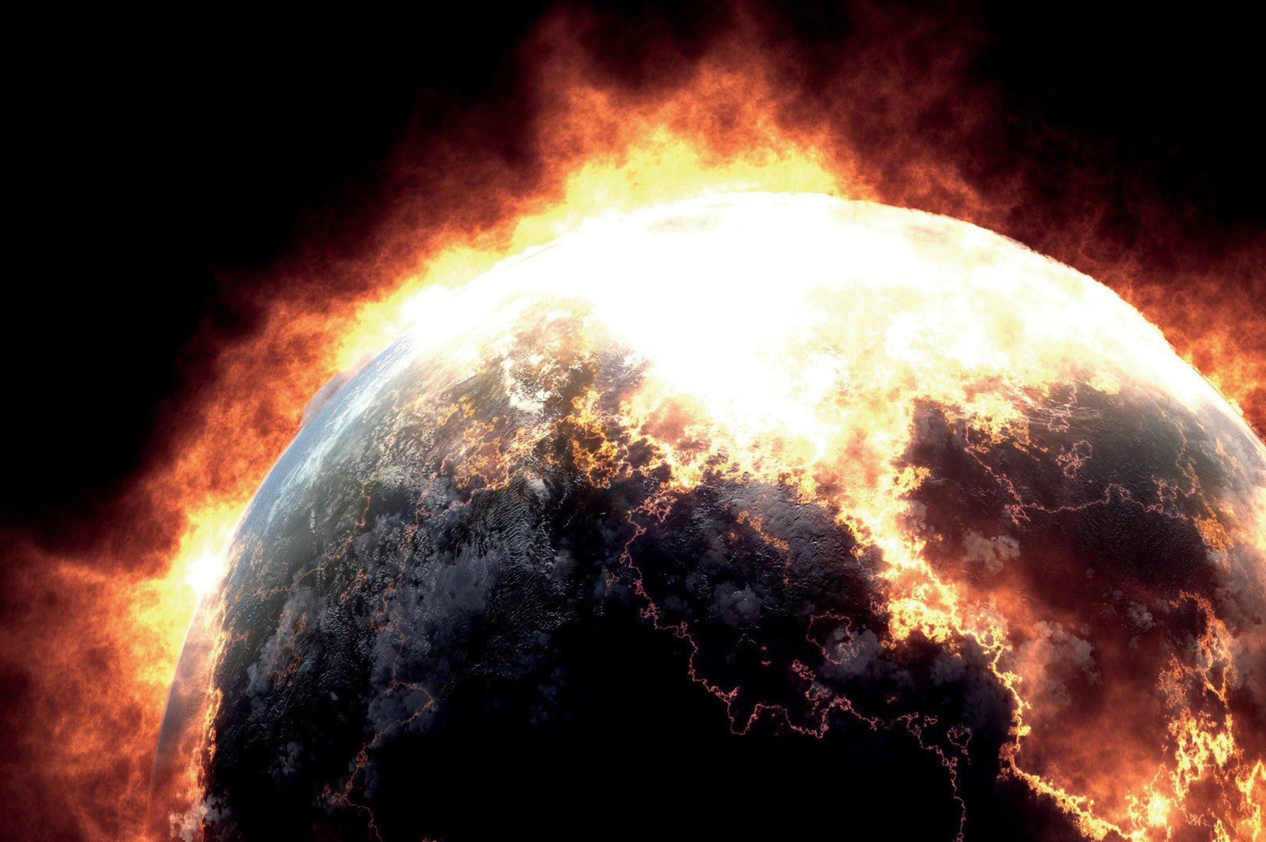 Учёные: Земля будет уничтожена пришествием второго Солнца