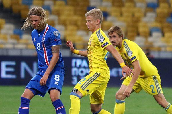Анонс, ставки, где смотреть— Матч Исландия-Украина