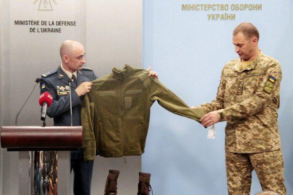 ВСУ: Украинские военные вовремя перейдут назимнюю форму одежды