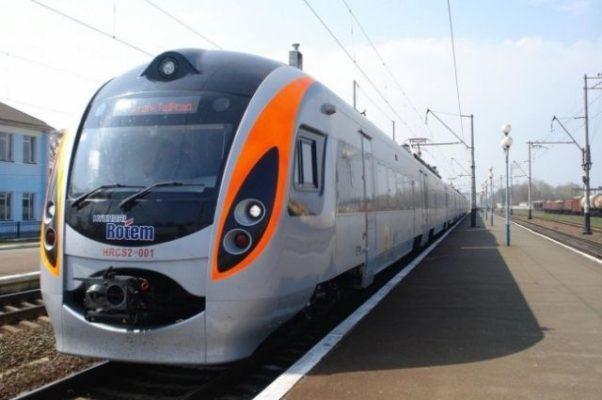 поезд украина-польша