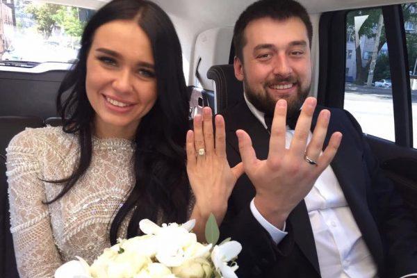 свадьба сына луценко
