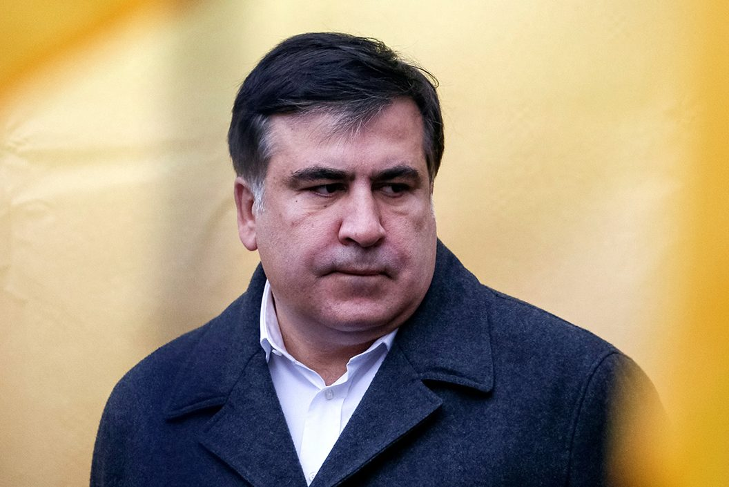 Міхеіл Саакашвілі