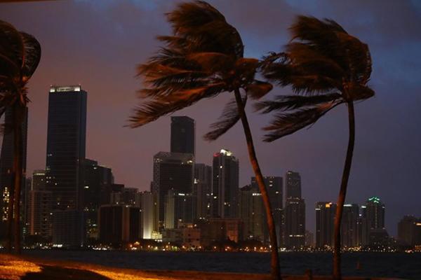 Ростуризм сказал  обэвакуации 200 граждан России  наКубе из-за урагана «Ирма»
