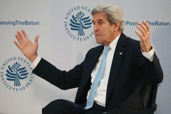 Керри: ПредложениеРФ помиротворцам ООН наДонбассе может оказаться ловушкой