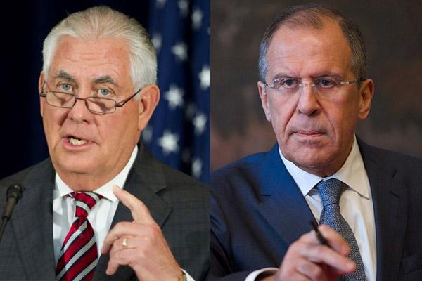 Лавров иТиллерсон обсудили сирийское урегулирование