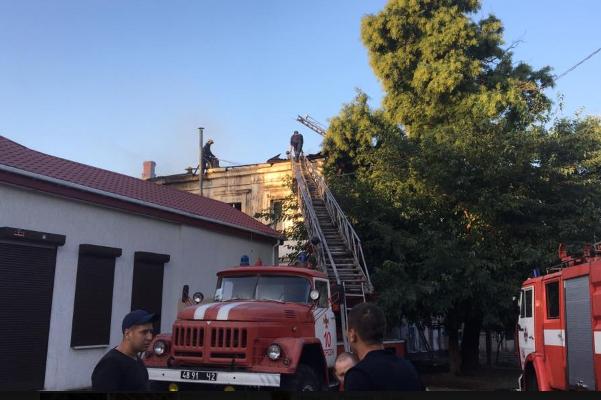 УХерсоні впожежі загинула мати здвома дітьми [ Редактировать ]