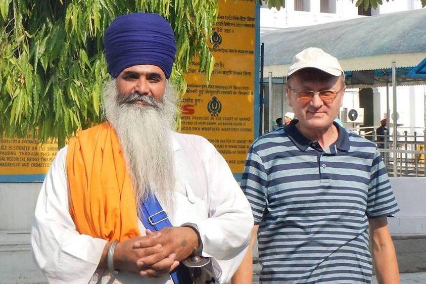 Дороге селфі: в Індії пограбували українського дипломата