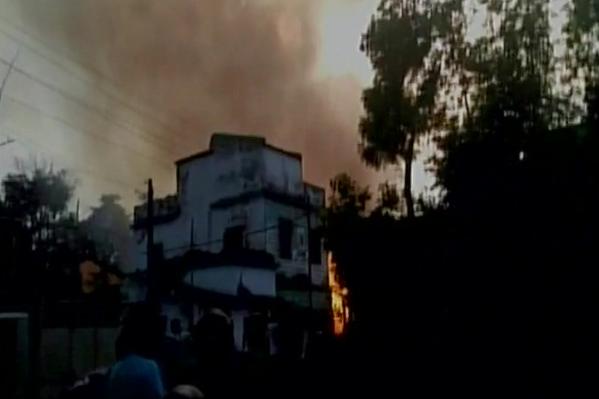 пожежа в Індії