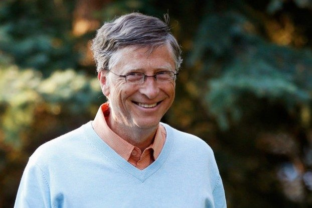 Билл Гейтс сменил iPhone насмартфон набазе андроид