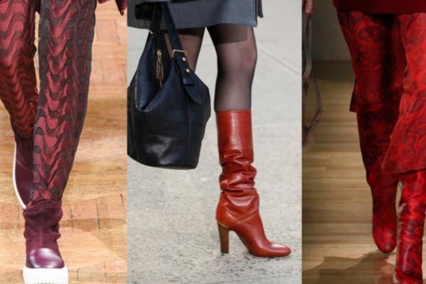 aee720ec75ef2b 8 трендів модного взуття на осінь і зиму 2018 | Факти