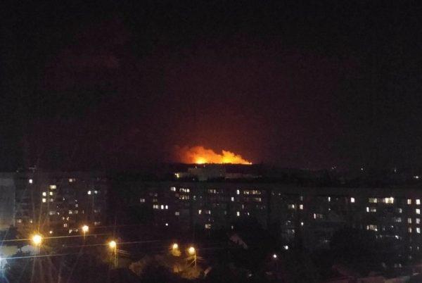 ЗМІ повідомили про перших постраждалих внаслідок вибухів вКалинівці