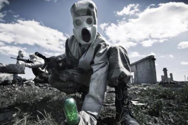 Путин: в Российской Федерации уничтожено последнее химоружие