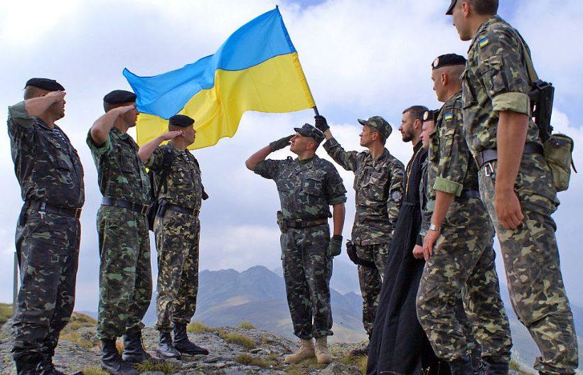 Украинские военные будут получать в4,5 раза больше