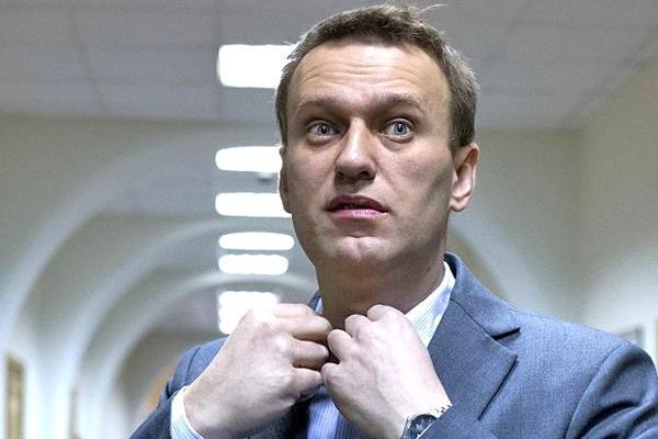 УМоскві затримали Навального