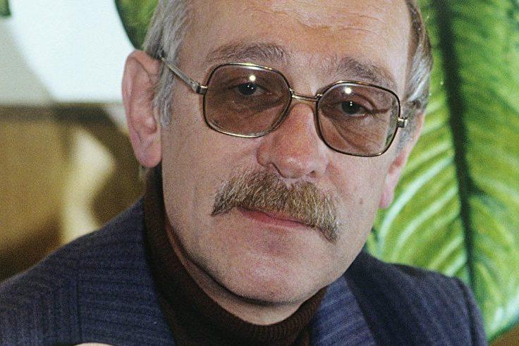 Помер один із засновників КВК Андрій Меньшиков