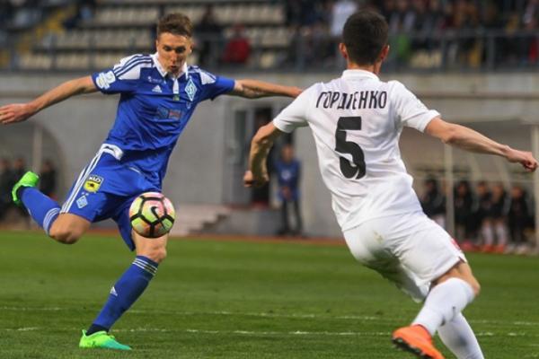 Киевское «Динамо» упустило победу над «Зарёй», ведя 3:0 после первого тайма