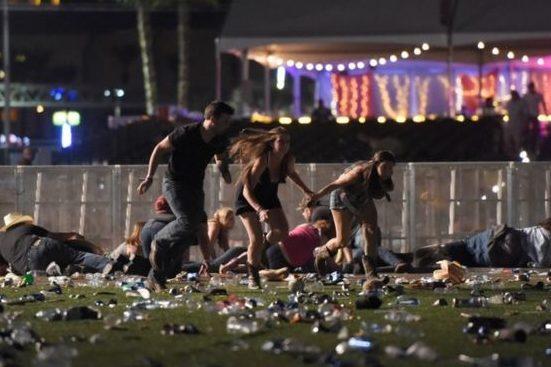 Стрілянина у Лас-Вегасі