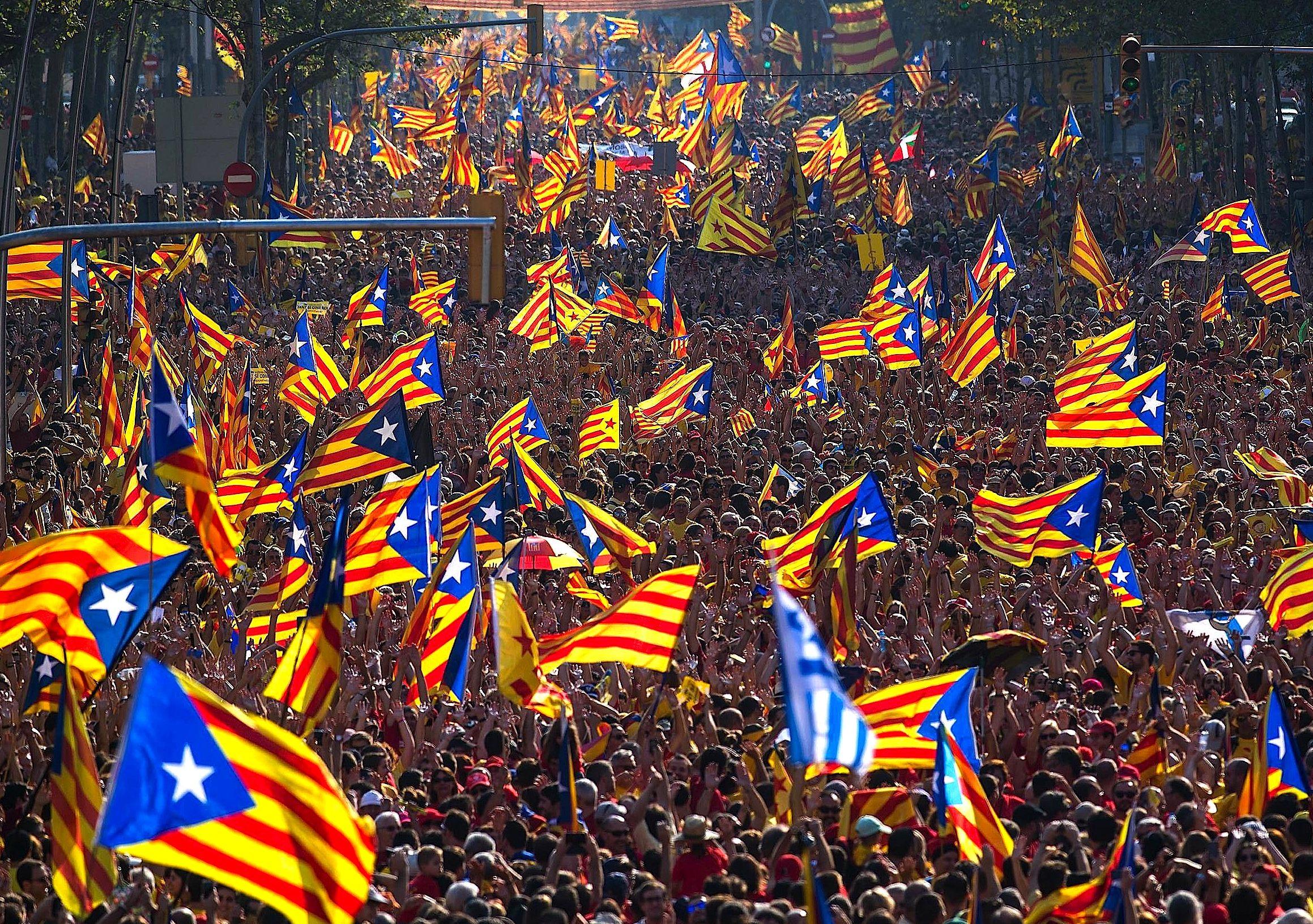 Znalezione obrazy dla zapytania Каталонія