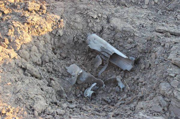 Заминулу добу взоні АТО терористи 22 рази обстріляли позиції ЗСУ