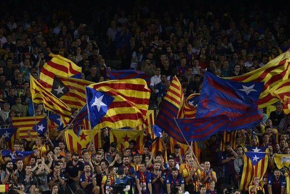ФК «Барселона» приєднався дострайку вКаталонії