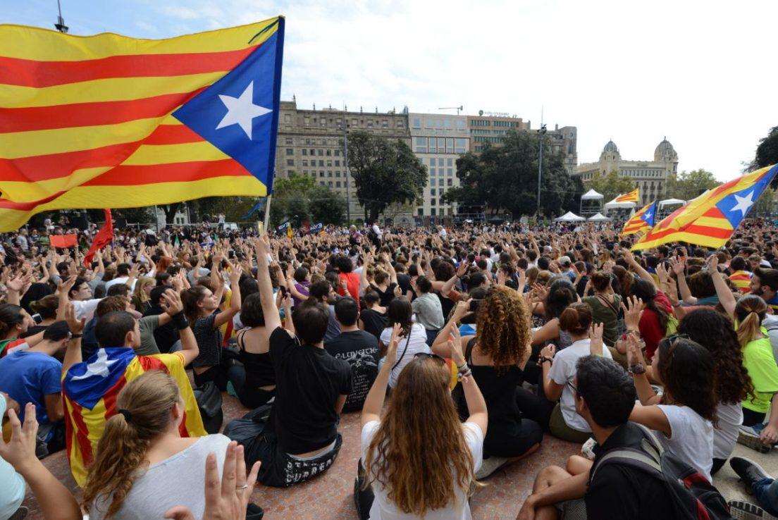 Страйки у Каталонії