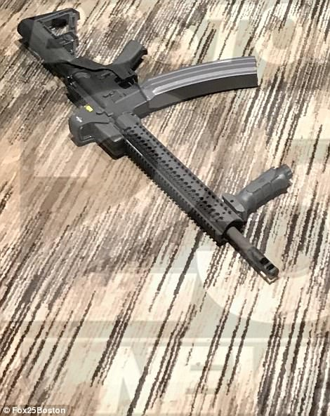 Перед инцидентом вЛас-Вегасе стрелок перевёл $100 собственной приятельнице наФилиппины