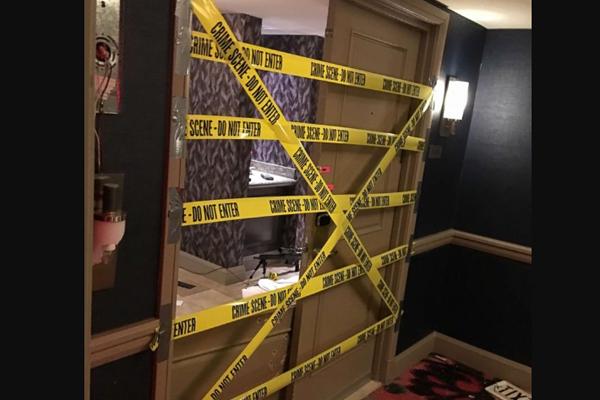 ФБР несвязывает стерроризмом действия стрелка изЛас-Вегаса