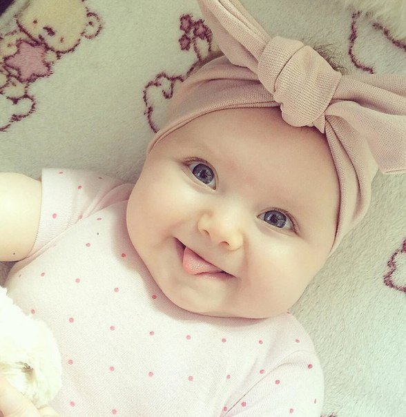 Посмішка дитини