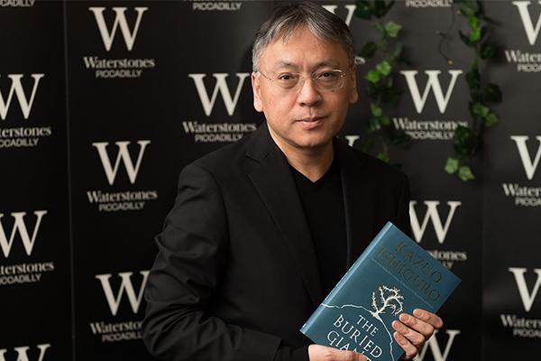 Нобелівську премію з літератури присудили письменнику Кадзуо Ісігуро
